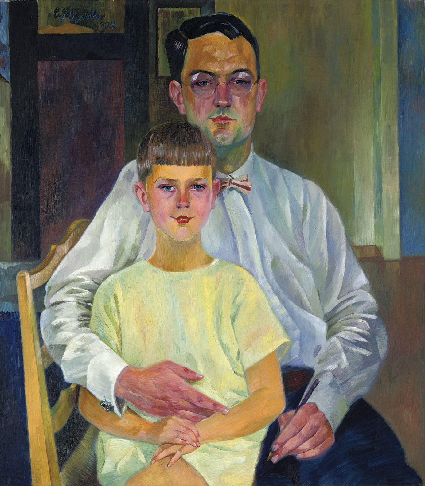 Conrad Felixmüller (1897-1977)
