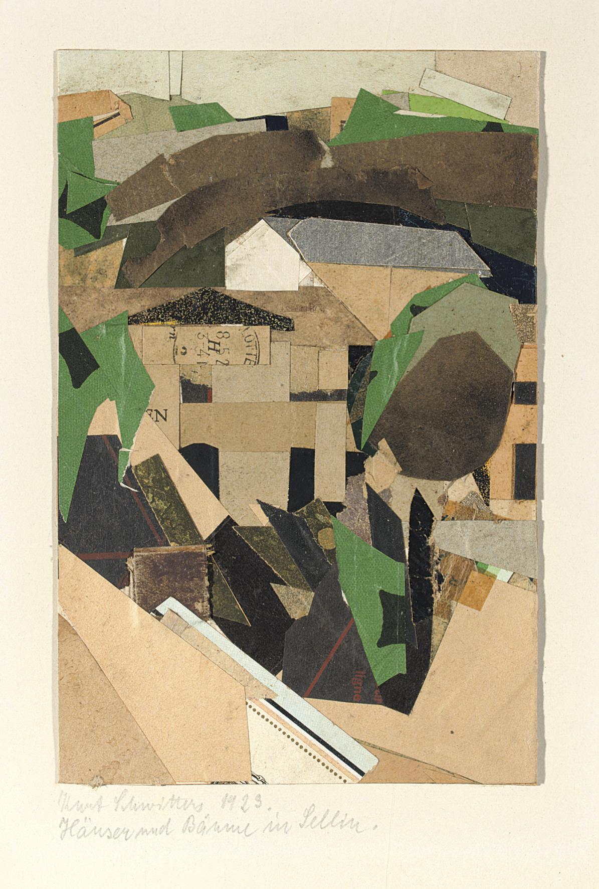 Kurt Schwitters (1887-1948)