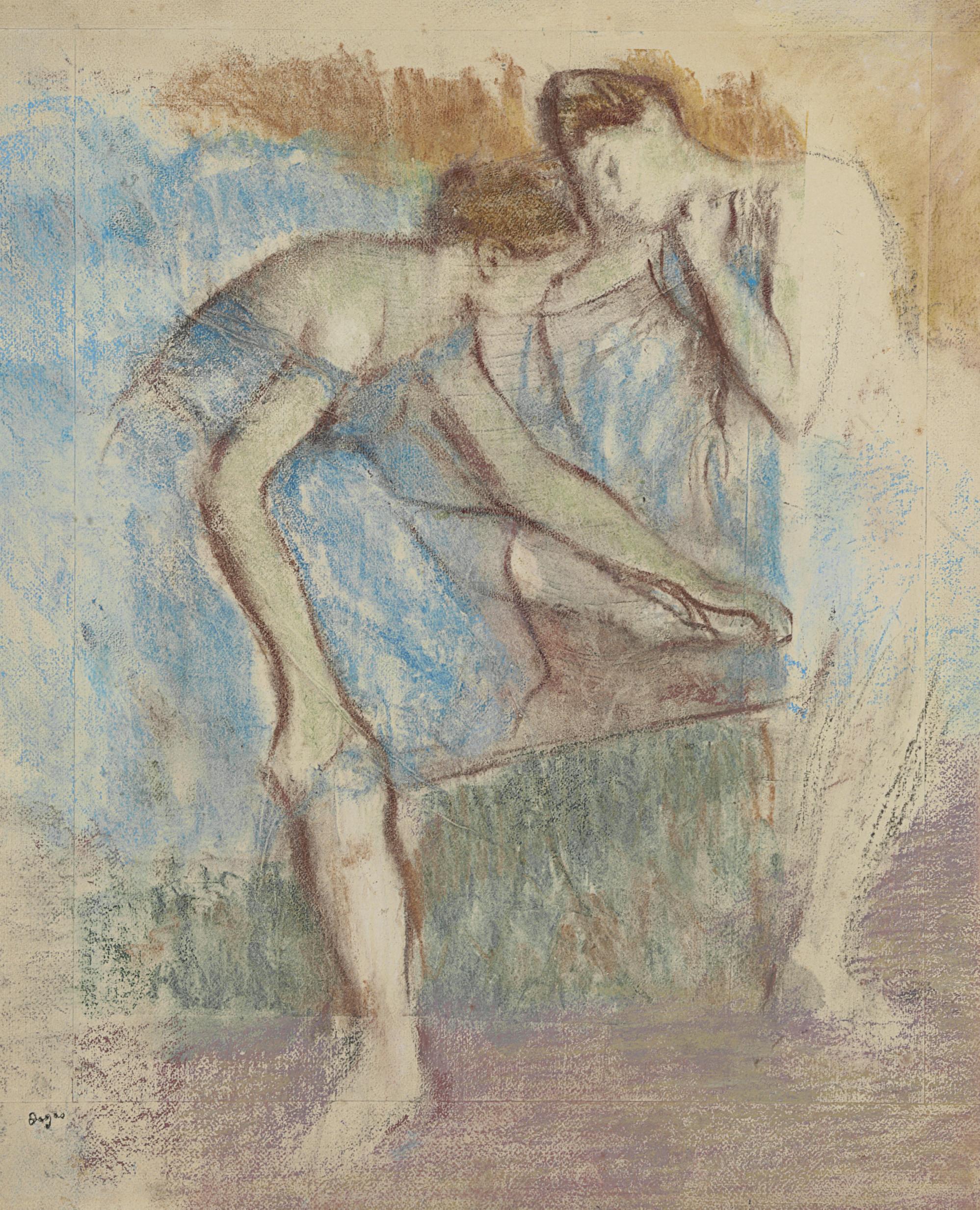 Edgar Degas (1834-1917)