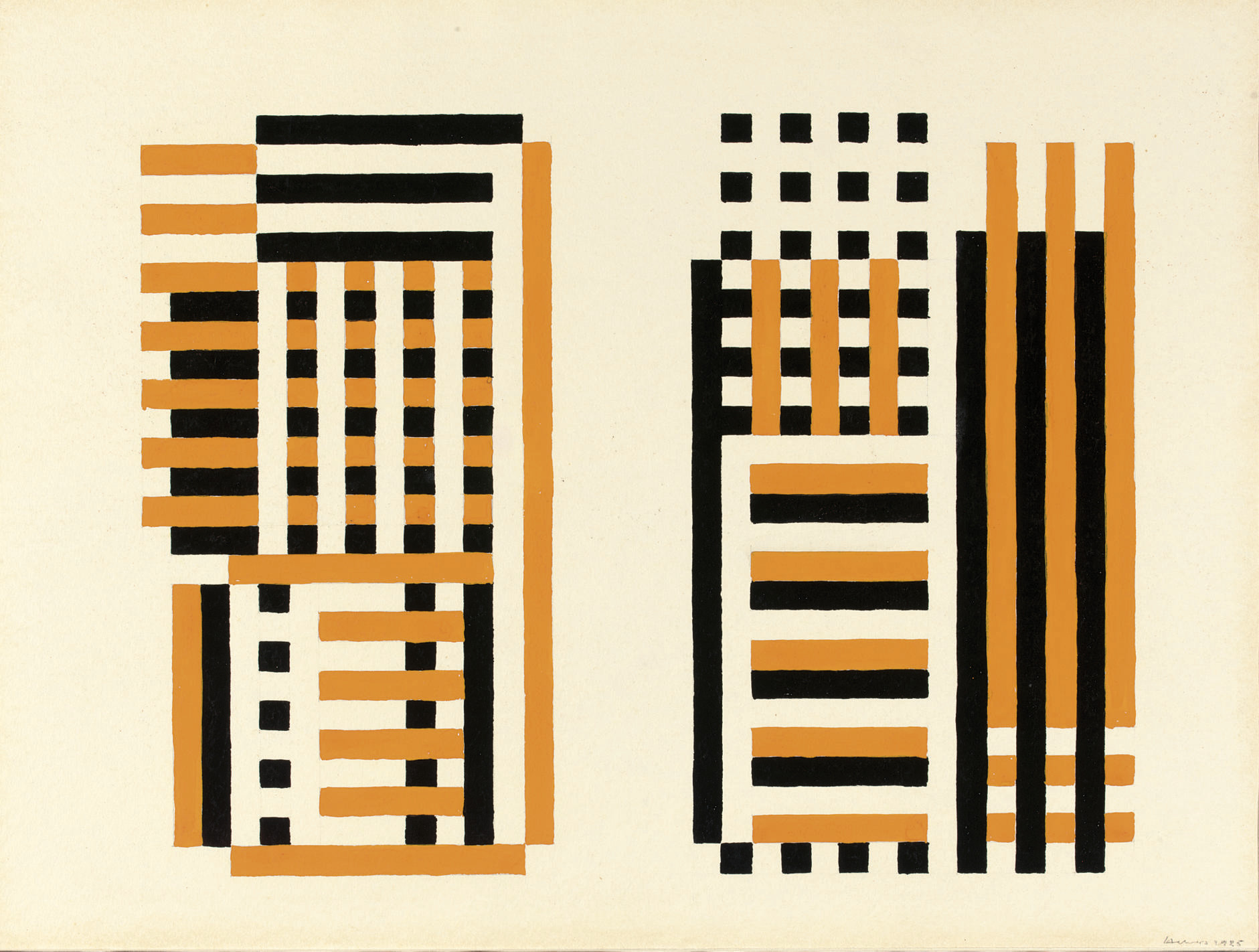 Josef Albers (German, 1888-197