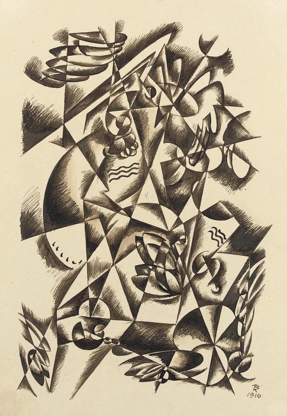 Thomas Ring (German, 1892-1983