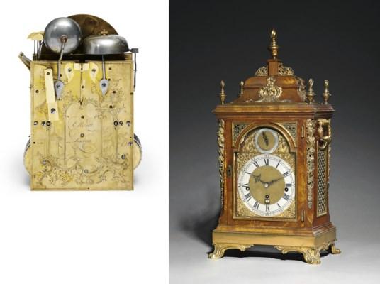 A George III gilt-brass mounte