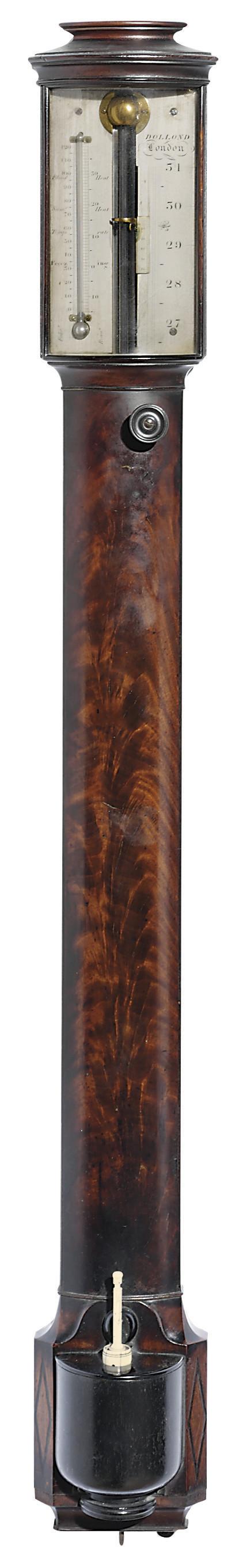 A Regency mahogany and ebony s