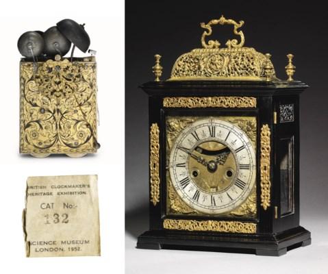 A William III gilt-brass mount