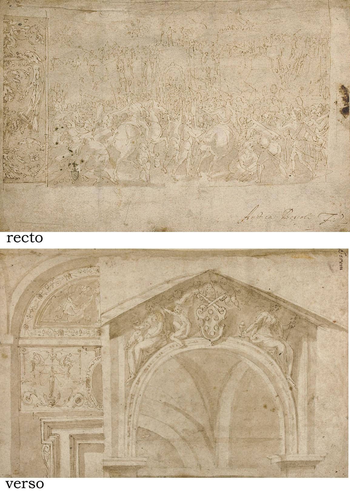 Andrea Boscoli (Florence 1560-