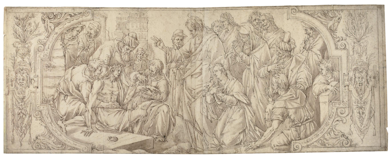 Attributed to Christoph Schwarz (Munich circa 1545-1592)