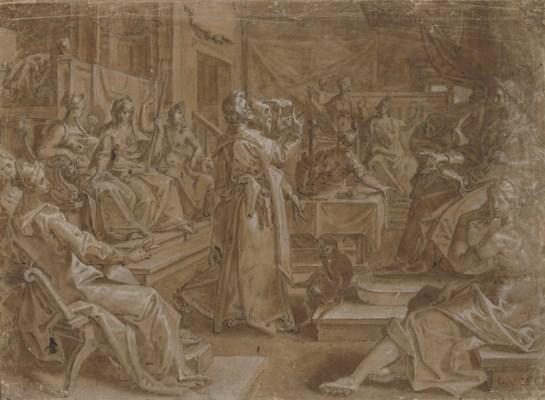 Joos van Winghe (Brussels 1542