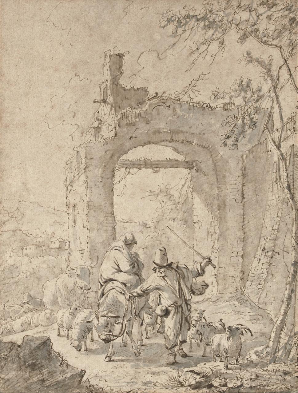 Johann Heinrich Roos (Otterber