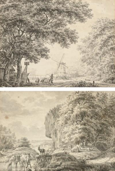 Jacob Cats (Altona 1741-1799 A