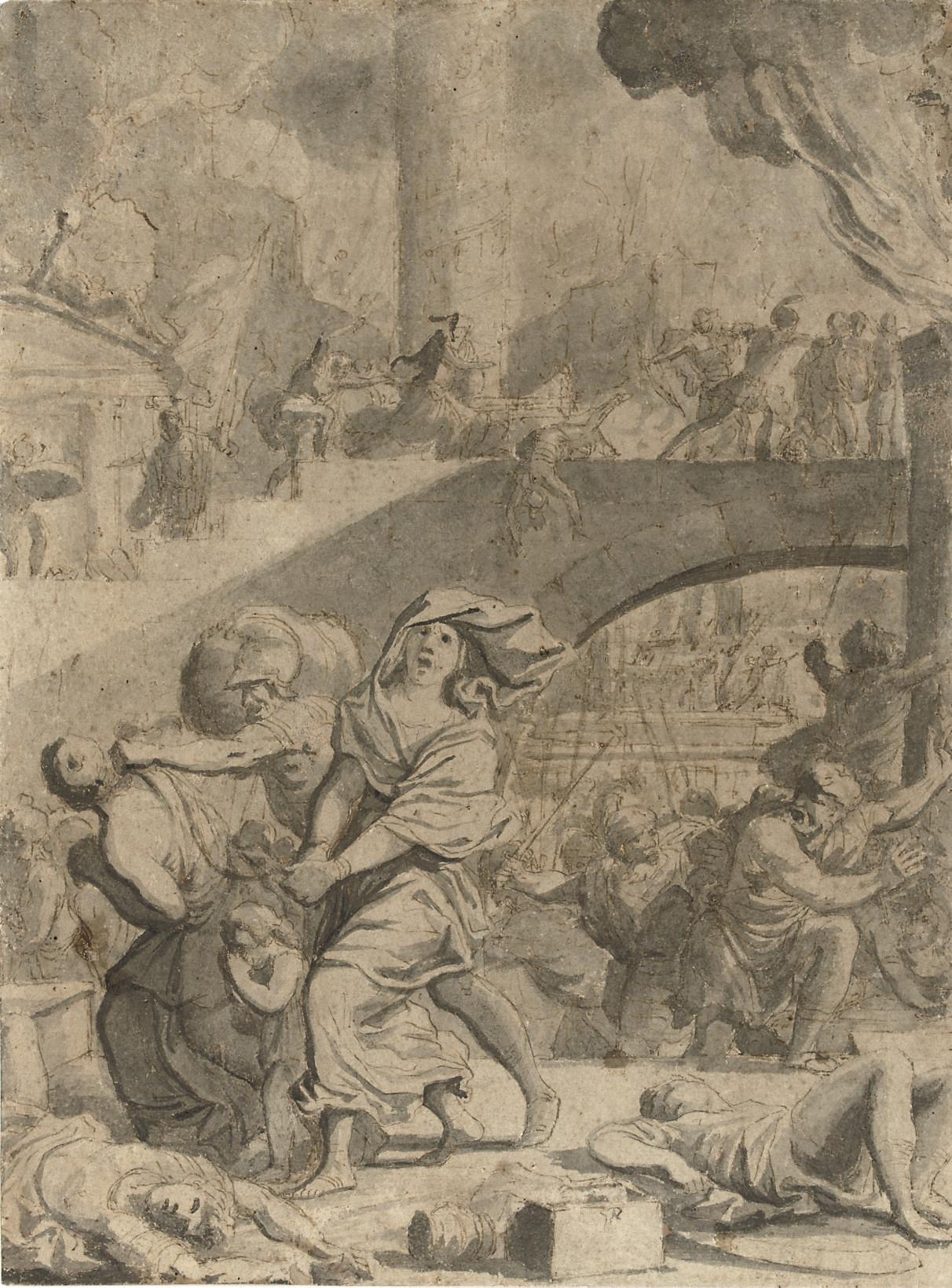 François Chauveau (Paris 1616-