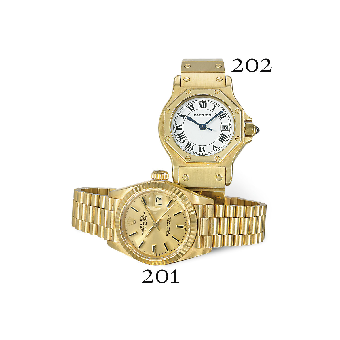 A LADY'S OYSTER PERPETUAL DATE