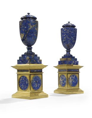 A NEAR PAIR OF LATE LOUIS XVI