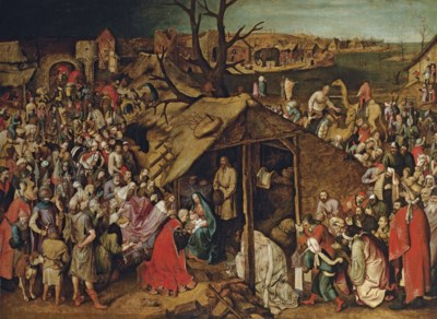 Attributed to Pieter Brueghel