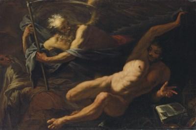 Antonio Zanchi (Este 1631-1722