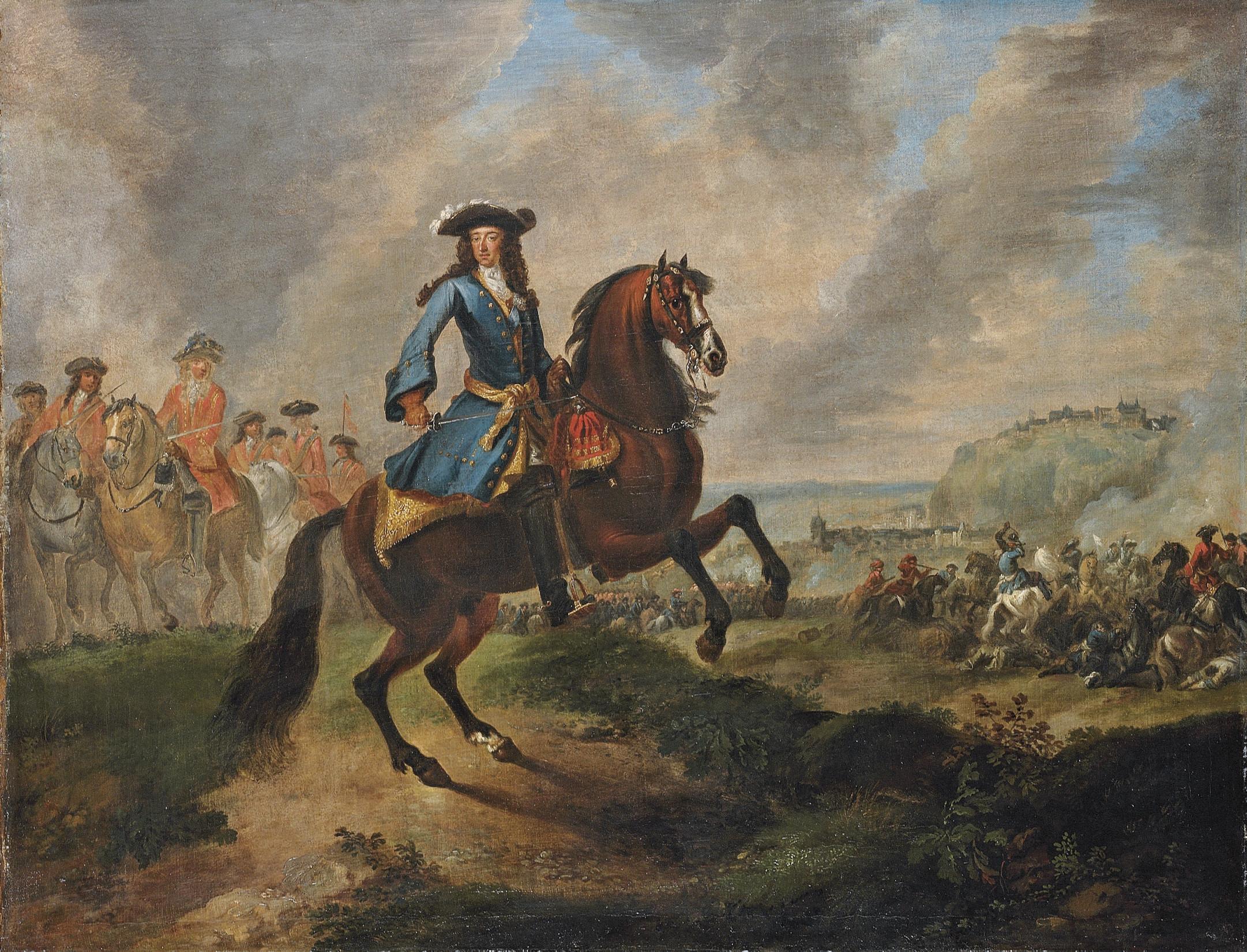 Attributed to Jan Wyck (Haarle