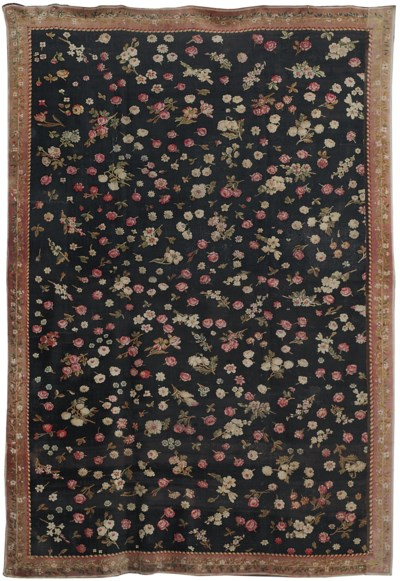 AN ENGLISH CARPET