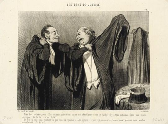 Honoré Daumier (1808-1879)