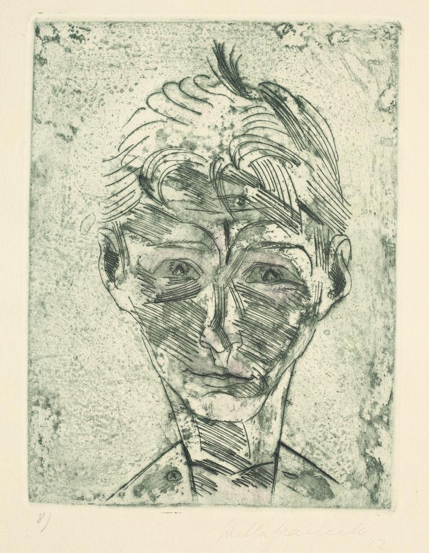 Walter Gramatté (1897-1929)