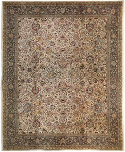 AN INDO-PERSIAN CARPET
