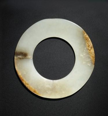 A WHITE JADE DISC, YUAN