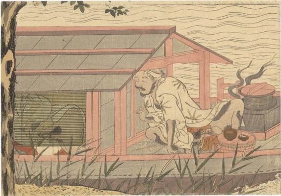 Attributed to Suzuki Harunobu