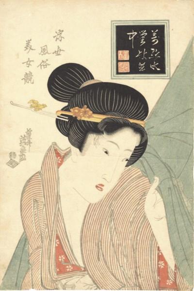 Keisai Eisen (1790-1848) Torii
