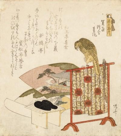 RYURYUKYO SHINSAI (1764-1820)