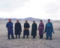 MN 001 Family Purew, Otschir and Luwsansharaw, 2004