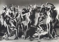 Le Combat de Penthésilée II, 1937