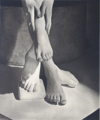 HORST P. HORST (1906-1999 Germ
