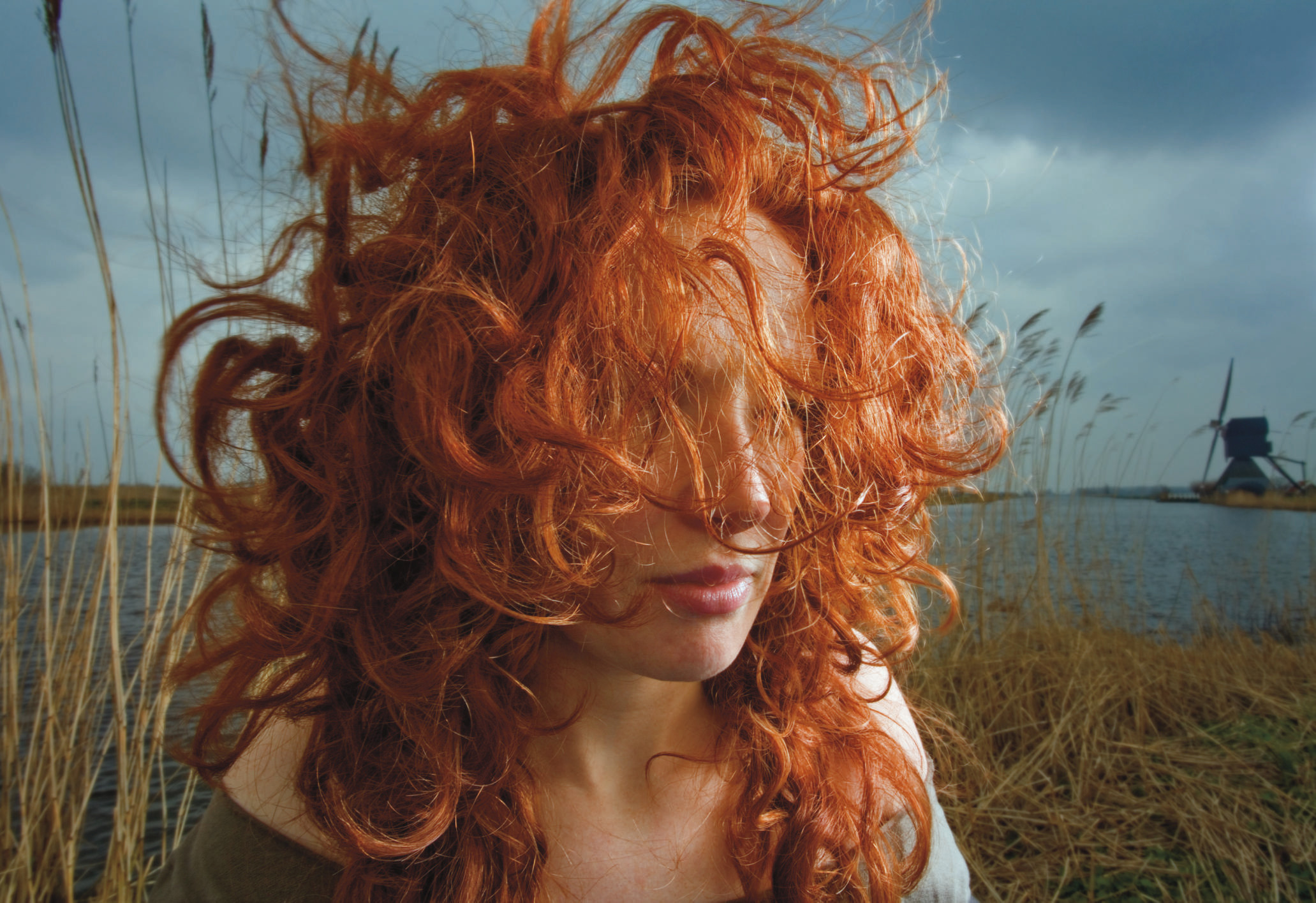 Monica from 'Natural Redheads', 2007