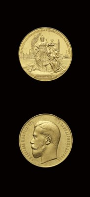 A gold medal for the Pan-Russi