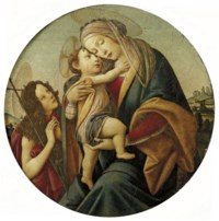 The Madonna and Child with the Young Saint John the Baptist
