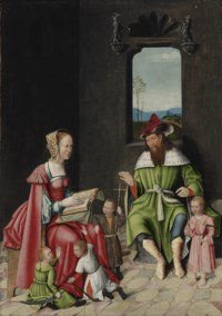 The Family of Mary Cleophas and Alpheus