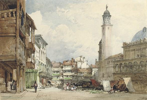 William Callow, R.W.S. (1812-1