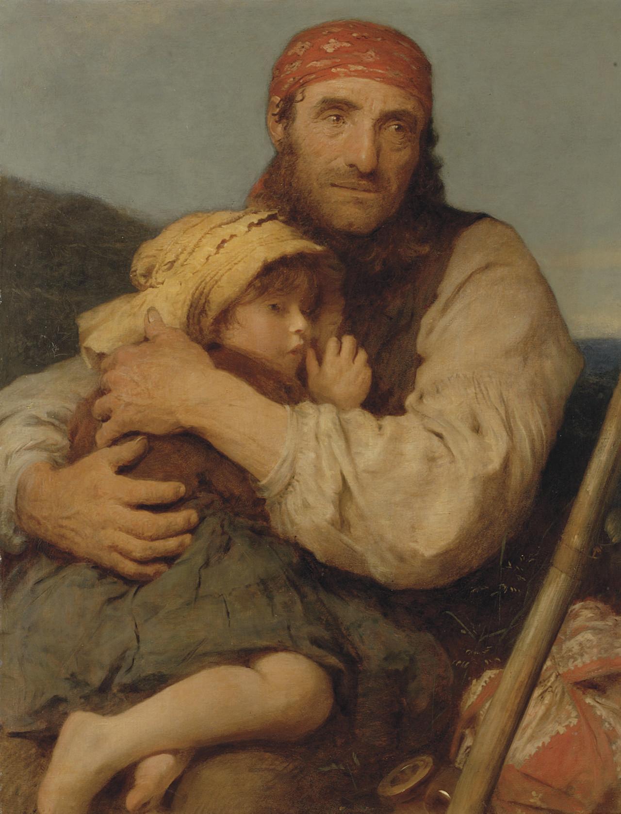 John Morgan, R.B.A. (1823-1885