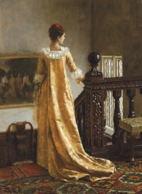 Edmund Blair Leighton (1853-19