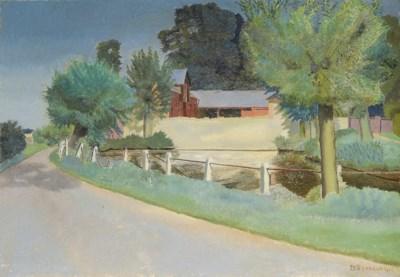 Gilbert Spencer, R.A. (1892-19