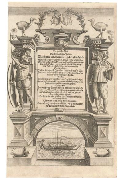 JOHANN THEODOR DE BRY (1560-16