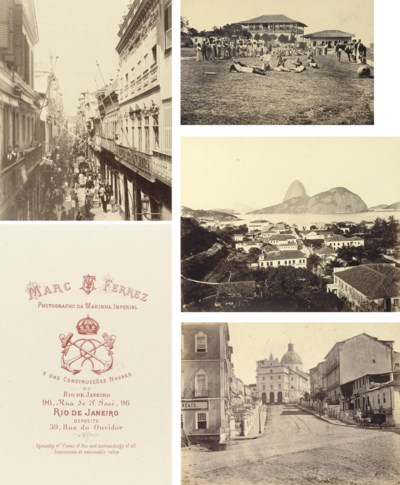 Marc Ferrez (1843-1923), Alber