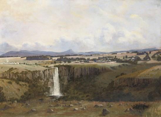Cathcart William Methven (1849