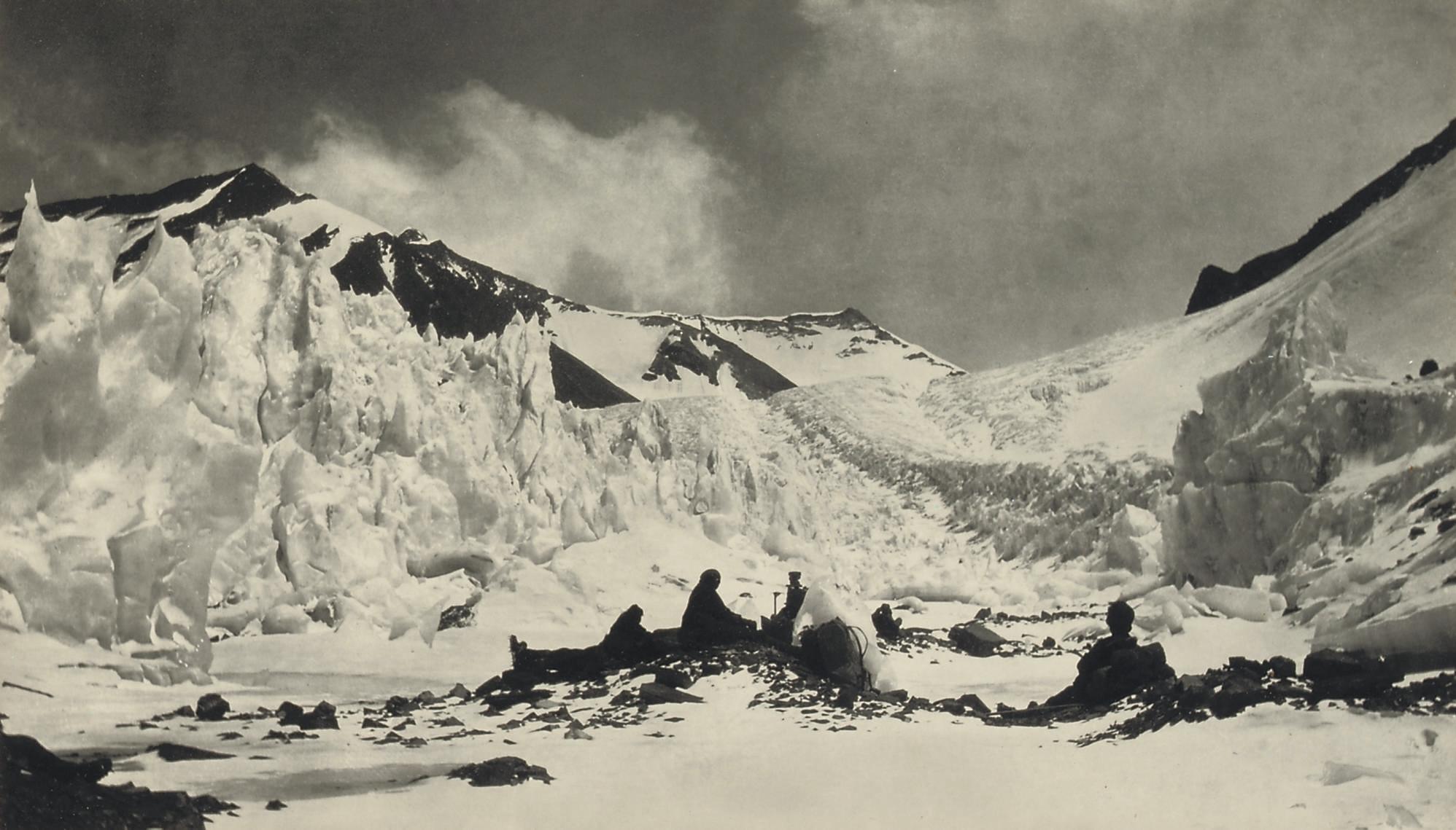 Noel Ewart Odell (1890-1987)