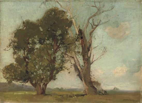 Sydney (Sid) Long (1871-1955)