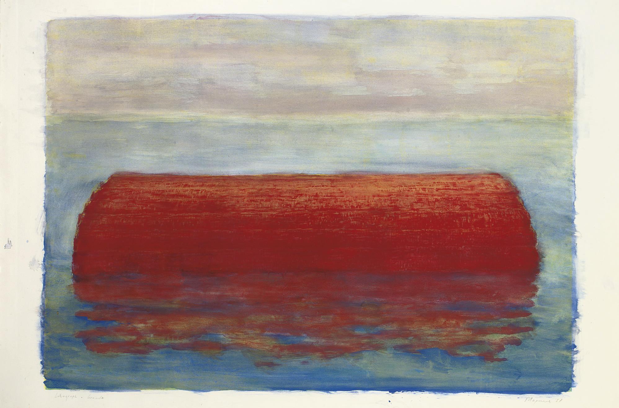 Floating Column, 1987