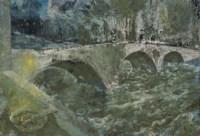 Sopa de Nuit (Pont avec assiette)