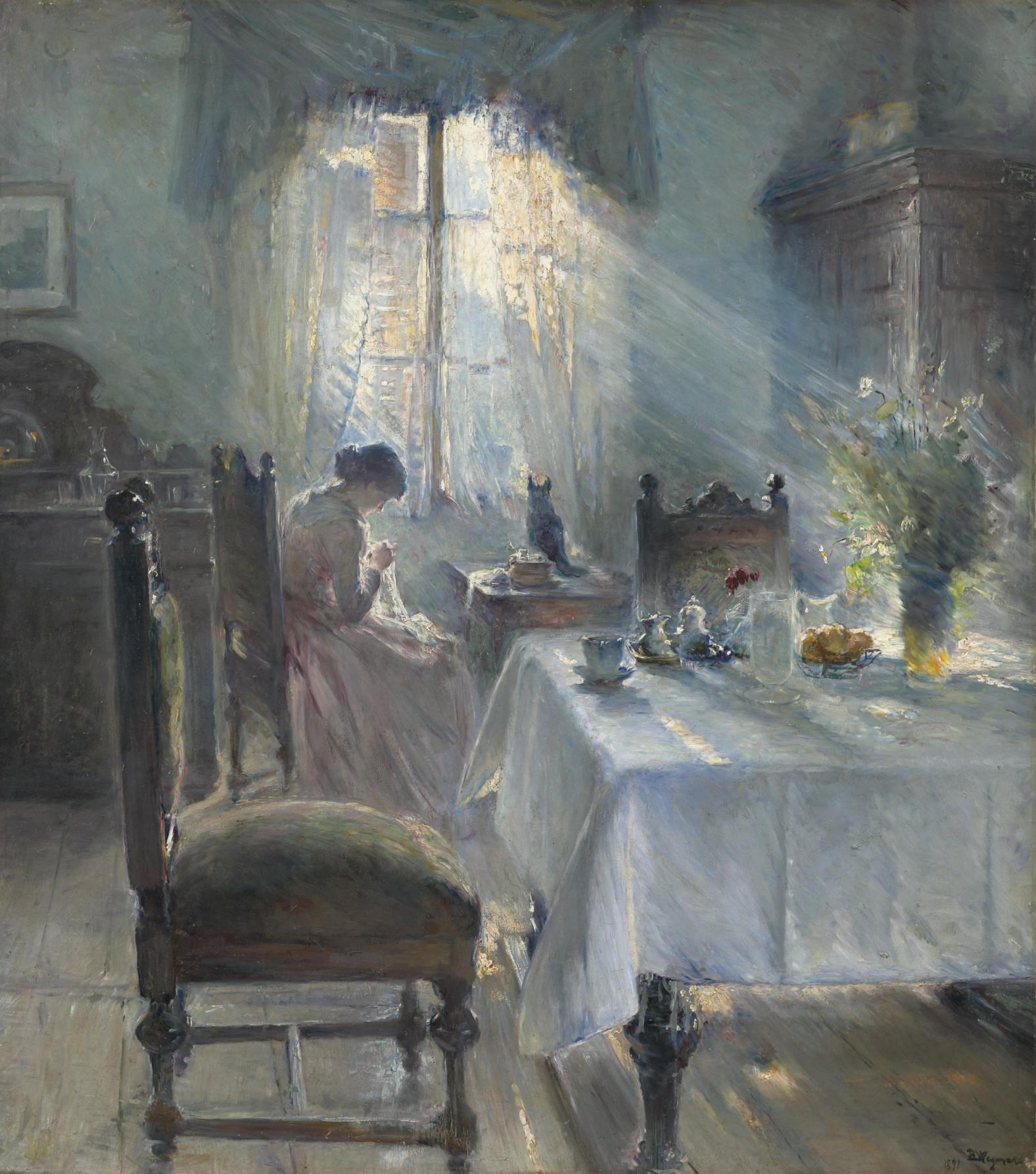 Bertha Wegmann (Danish, 1847-1