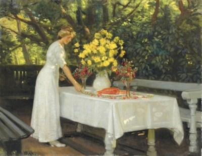 Michael Ancher (Danish, 1849-1