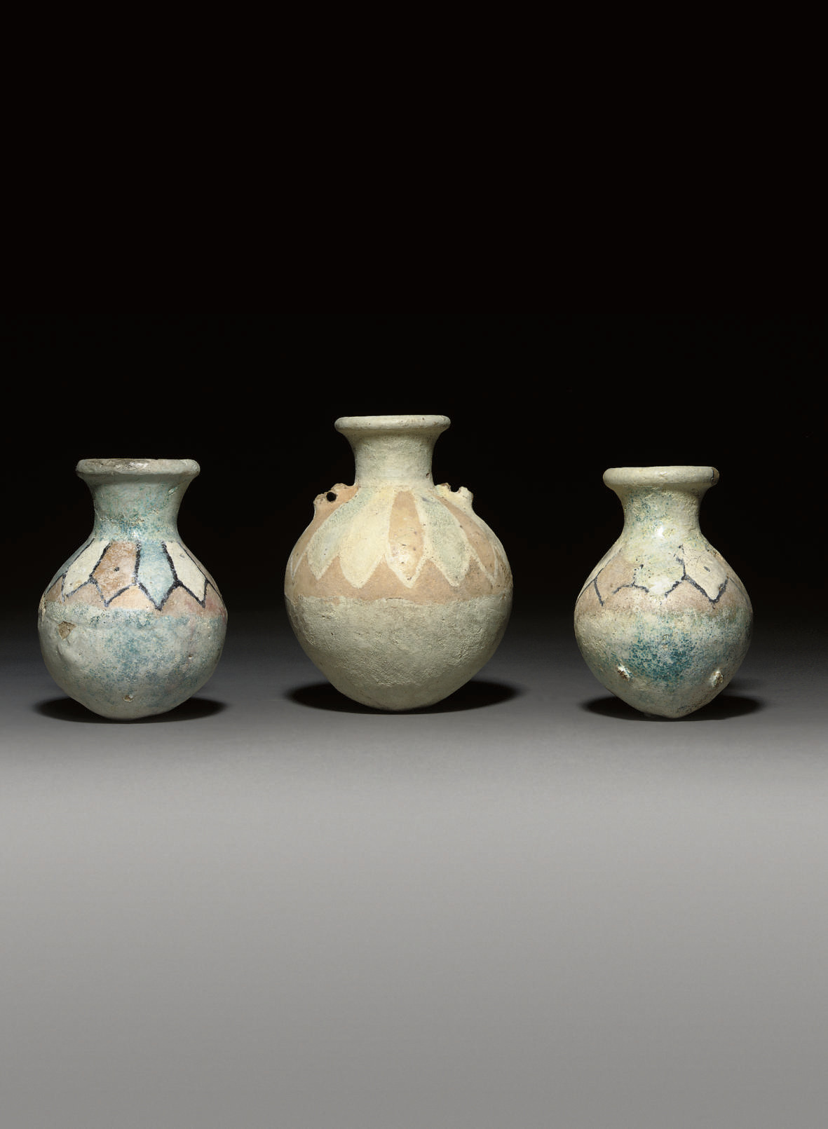 THREE NORTH-WEST PERSIAN 'ZIWI