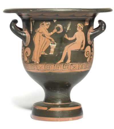 AN APULIAN RED-FIGURE KRATER
