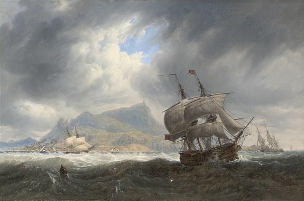 John Wilson Carmichael (1799-1